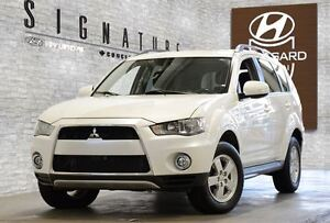 2012 Mitsubishi Outlander 4x4 4WD 7 PASSAGERS