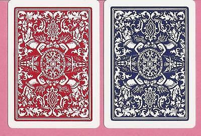 12 Decks Engel Rücken Saftpressen Playing Karten auf 2. Backstein - Engel Saft