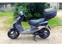 Peugeot Vivacity 50cc moped, very reliable and good condition!