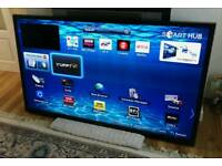 64in Samsung Plasma 3D SMART TV 1080p WI-FI FREEVIEW/SAT HD [NO STAND]