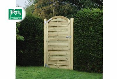 Arched Horizontal Gate Tanalised 1.8m x 0.9m