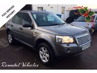 GORGEOUS Land Rover Freelander 2 GS 2.2 Tdi, FULL SERVICE HISTORY AND 11 MONTHS MOT, 2 KEYS