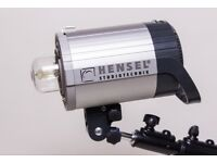 Top Professional photo studio lights kit Genuine HENSEL OFFER