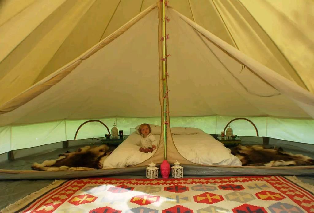 5m inner bell tent