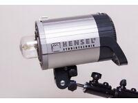 Top Professional photo studio lights kit Genuine HENSEL OFFER