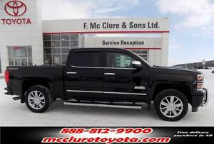 2015 Chevrolet Silverado 1500 High Country PRICED TO SELL