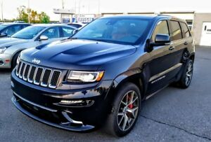 2016 JEEP GRAND CHEROKEE SRT 2 TOIT,BREMBO,CUIR NAPPA,FULL