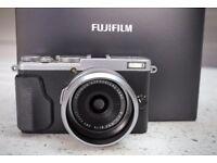 Fujifilm X70 Silver Digital Camera