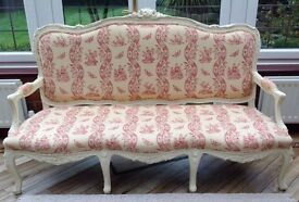 Beautiful Chaise, Seat, Sofa - Seats 3, Brand new condition