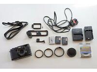Fujifilm x100s Camera with Accessories