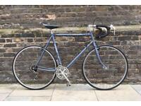 Vintage PEUGEOT & RALEIGH Racing Road Bikes - Restored Retro 80s & 90s Classics - REYNOLDS 531