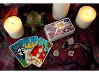 Psychic, Tarot Cards & Photo Reading