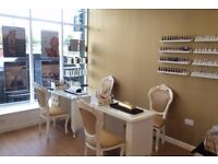 2 x Salon Nail desks for sale