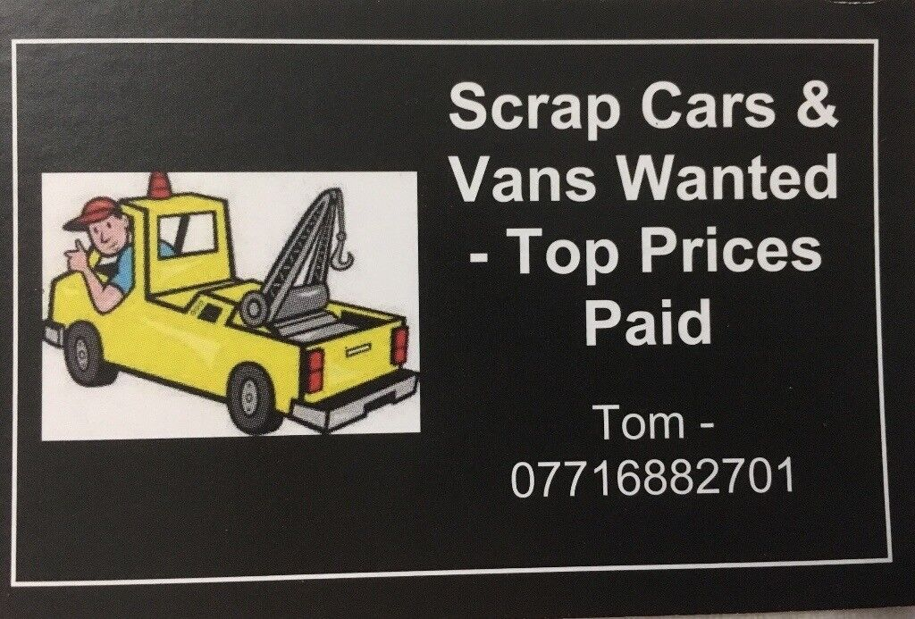 Cash for scrap cars | in Clarence Dock, West Yorkshire | Gumtree