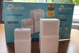 TP-Link Wifi Powerline Adapter Kit 1000 Mbps