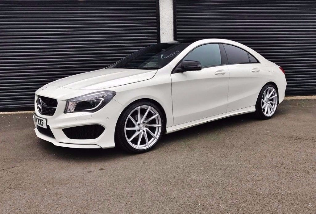 2014 mercedes cla 180 amg sport not cla 220 bmw 320d 318d m sport audi a4 a5 a6 s line e220 e250. Black Bedroom Furniture Sets. Home Design Ideas
