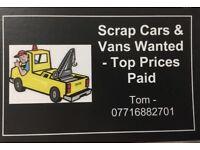 🚘 scrap carsbought for cash 🚘