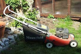 Mountfield Mirage 3.5 hp lawnmower
