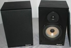 ROGERS LS2a/2 Speakers Book Shelf NOW SOLD EXPORTED TO FALKIRK