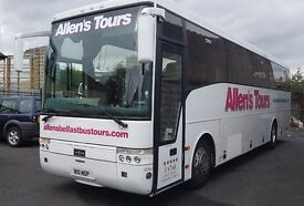 Coach/Bus Drivers required for Giants Causeway tours and private hire.