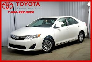 2014 Toyota Camry LE/CAM RECUL/CRUISE CONTROL