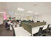 [Desk Spaces] in a coworking office + bookable meeting rooms too!