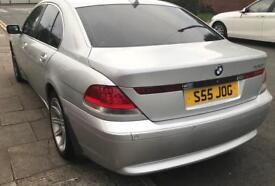 BMW 7 SERIES 730D FULL BMW SERVICE HISTORY