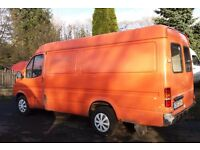 LHD - FORD TRANSIT 2.5 Diesel - LONG - Left hand Drive - Export - working order