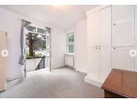 SHORT LET 3 months - Pretty Spacious Furnished 2 Bedroom Garden Flat in Fulham