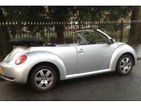 £4250 ono Volkswagen Beetle Convertible.