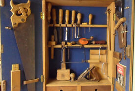Taymar Zelus Wall Tool Cabinet No. TC 50 - Collectable, Vintage, Woodworking, Joinery, Carpentry