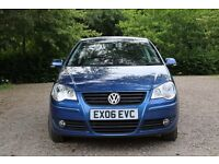 Volkswagen Polo 1.2 1 lady owner, Perfect 1st Car