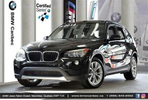 2014 BMW X1 xDrive28i/PREMIUM PACK.