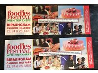 Food festival tickets