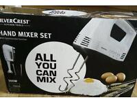 Silvercrest hand blender mixer