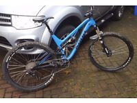 Kona Process 134 Bicycle For Sale - £1,000 reasonable offers consider