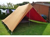 WANTED: BLACKS GOOD COMPANION MAJOR TENT with EXTENDED FLYSHEET