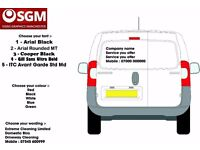 Vehicle Graphics, Car Graphics, Van Graphics, Decals, Vehicle Livery