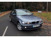 BMW 320D - 6 SPEED & LONG MOT! BARGAIN!