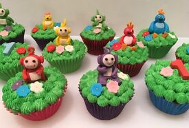 Custom Made Childrens Cupcakes & Birthday Cakes + Wedding - Baby - Adult - Disney - TV - & More