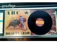 ABC ‎– Beauty Stab, VG, released on Neutron Records ‎in 1983, Cat No NTRL 2.