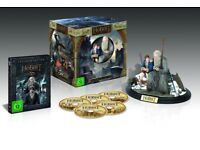 The Hobbit: The Battle of the Five Armies (Ext Edition 3D/Blu-ray/UV/STATUE)