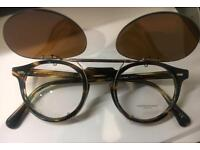 Gregory Peck by Oliver Peoples spectacle frames BNIB