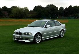 BMW 325ci M Sport SMG, BMW Individual Interior, Beautiful and good shape!