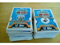 Match attax 2013/2014 cards