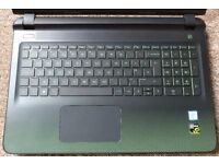 Custom HP Pavilion Gaming Notebook: 15-ak011na (Like New)