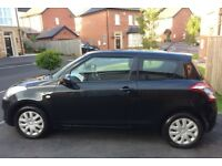Jul 2012 Suzuki Swift SZ2 (very low miles, 2 owners)