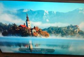 LG 49' 4K tv for spare parts