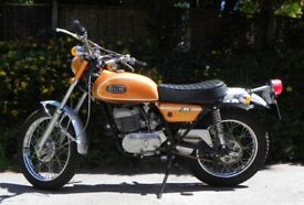 CCM SPITFIRE CAFE RACER WITH STAGE 1 TUNE AND EXTRAS ONLY