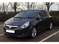 Vauxhall Corsa 1.4 with low mileage and Rare Factory optional Extra's £3195